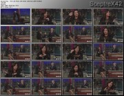 Rachael Ray -- The Late Show with David Letterman (2010-10-08)