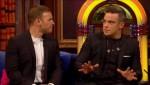 Gary et Robbie interview au Paul O Grady 07-10-2010 837b78101825781