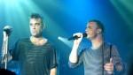 Robbie et Gary  au concert à Paris au Alhambra 10/10/2010 028e2f101962302
