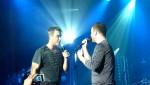 Robbie et Gary  au concert à Paris au Alhambra 10/10/2010 06cb46101963247