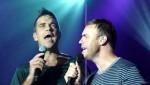 Robbie et Gary  au concert à Paris au Alhambra 10/10/2010 2d1dfa101963739