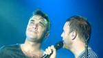 Robbie et Gary  au concert à Paris au Alhambra 10/10/2010 5f6002101962017