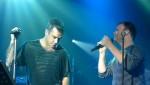 Robbie et Gary  au concert à Paris au Alhambra 10/10/2010 Ac2255101962179