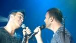Robbie et Gary  au concert à Paris au Alhambra 10/10/2010 C91be3101962507