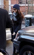 Rachel Weisz out in New York - November 9, 2010