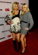 Alyson and AJ Michalka-At Jay-Z Album Release Party for ''Kingdom Come'' 21st November 2006
