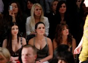 Danielle Panabaker-At Herve Leger by Max Azria Fall 2009 September 15th 2009 Some With Michelle Trachtenberg and Sophia Bush