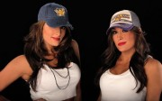 Bella Twins-Old School WWE Shoot