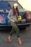 Nov 27, 2010 - Cheryl Tweedy - X Factor Studios - in London 39f796109044097