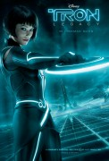 Olivia Wilde @ more TRON Legacy promo posters (2 UHQ)