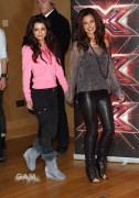 Шер Ллойд, фото 147. with Cher Lloydyl Cole & Rebecca Ferguson - The X Factor Final Press Conference (December 09,2010) tagged, foto 147