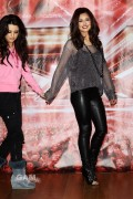 Шер Ллойд, фото 140. with Cher Lloydyl Cole & Rebecca Ferguson - The X Factor Final Press Conference (December 09,2010) tagged, foto 140