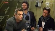 Take That à la radio DJ Italie 23/11-2010 C28e10110832917