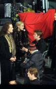 Dakota Fanning on the set of Breaking Dawn in New Orleans, December 15, 2010