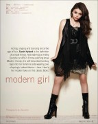 Sarah Hyland in Savvy Magazine Issue 13