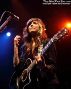 Christina Perri - live @ HOB - Boston, MA - 4/20/2011 - X 3