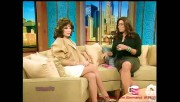 Joan Collins---the lovely Star shows her sexy legs—15.06.11—FOX_5