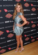 Amber Lancaster at the 2011 Sunset Strip Music Festival official VIP party, 19 August