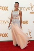 Eva Larue - 63rd Primetime Emmy Awards in Los Angeles 18/09/'11