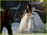 Lily Collins Entertainment Weekly Snow White Pics