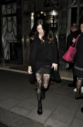 Liv Tyler - leaving her hotel in London 05/10/'11