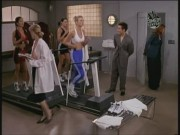 Jolene Blalock - Veronica's Closet 2x07 (sport bra)