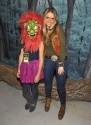 "Brooke Mueller at the 18th Annual ""Dream Halloween Los Angeles"", 29 October, x16 (See Through, Braless)"