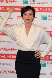 Кристин Скотт Томас, фото 79. Kristin Scott Thomas 'The Woman in the Fifth' Photocall at the International Rome Film Festival (30.10.2011), foto 79