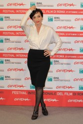 Кристин Скотт Томас, фото 87. Kristin Scott Thomas 'The Woman in the Fifth' Photocall at the International Rome Film Festival (30.10.2011), foto 87