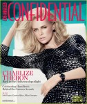 Charlize Theron - Los Angeles Confidential December 2011