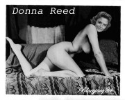 Donna reed fake nude pics