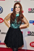 Лена Майер-Ландрут, фото 708. Lena Meyer-Landrut 1Live Krone Awards in Bochum, 08.12.2011, foto 708