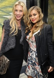 Кармен Электра, фото 5037. Carmen Electra - Nicole Miller dinner event, 18/01/2012, foto 5037