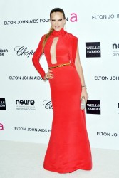 Петра Немсова, фото 4049. Petra Nemcova Elton John AIDS Foundation Academy Awards Party in LA, 26.02.2012, foto 4049