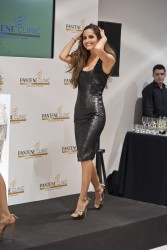 Арианднэ Атилес, фото 459. Ariadne Artiles the Opening of Pantene Clinic in Madrid, 07.03.2012, foto 459