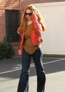Линдси Лохан, фото 23081. Lindsay Lohan - out and about in Beverly Hills 03/08/12, foto 23081