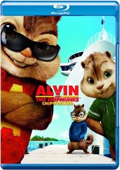 Alvin and the Chipmunks: Chipwrecked 2011 m720p BluRay x264-BiRD