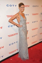 Heidi Klum - 6th Annual DKMS Linked Against Blood Cancer Gala - April 26, 2012