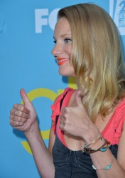Heather Morris - Academy of Television Arts & Sciences' Screening of Glee 5/01/12