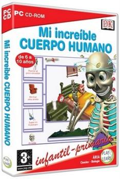 Mi increíble cuerpo humano [Disco Interactivo][Español] 2f1c3b188131406