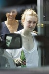Dakota Fanning leaving pilates class in LA (06/11/10)