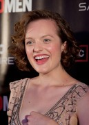 Elisabeth Moss @ &amp;quot;Mad Men&amp;quot; Season Four Premiere Party In New York City -July 25th 2010- (HQ X9)