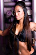 Gail Kim: Boiler Room Beauty (x15 Pics)
