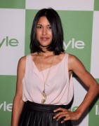 "Julia Jones @ ""Summer Soiree"" InStyle's 9th Annual Event Held At A Private Residence In Los Angeles -August 12th 2010- (X 4)"
