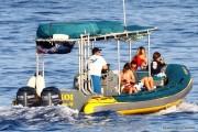 Hilary Swank - in a bikini in Hawaii 8-15-10