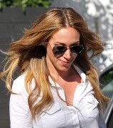 "Haylie Duff *Out & About* @ ""Byron & Tracey Salon"" In Beverly Hills -August 19th 2010- (HQ X14) +Updated+"