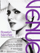 Roselyn Sanchez ~ Venue Magazine Sept/Oct 2010 scans *tagged* x5