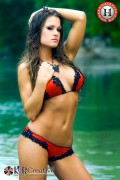 Brooke Adams/Miss Tessmacher: Kevin Van Rensselaer Shoot (x13 Pics)